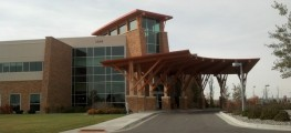 Frontier Cancer Center - Medical office building in Billings, MT