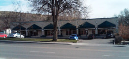 Rimview Medical Plaza - Medical offices and retail space